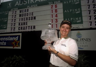 1999 Australian Masters Win - Broke record for lowest four round score with -26