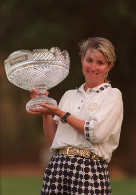 1995 Womens British Open - First Win!