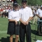2001 Battle at Bighorn with partner David Duval