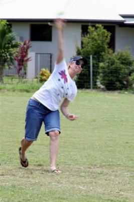 Annual Australia Day Family Cricket Match