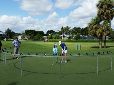 Golf Academy Shoot - GoPro 360 Filming - Seagate Delray