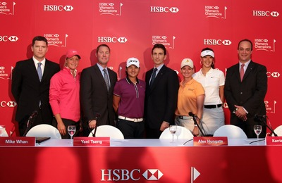HSBC Press Conference - Singapore - February 21, 2012